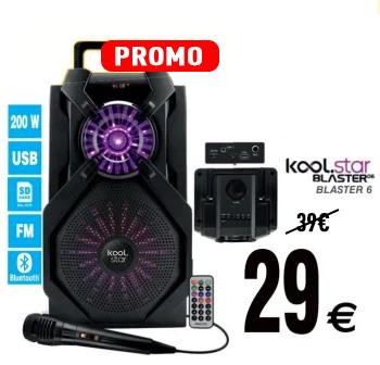 KoolStar Blaster 06 à 29€